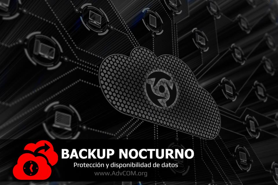 Backup para los Game Servers